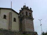 The side view of La Cathedral, c 1560  - I missed getting the front view!