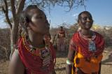 12. Women of Samburu Village
