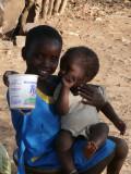 Samburu Village kids