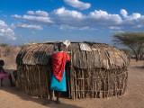 15. Samburu Village home