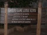 Samburu Lodge