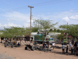 Along the road at Isiolo