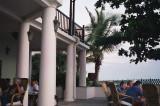 The bar area where we enjoyed 'Sundowners'