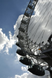 A view of the Eye from the ground