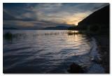 Atardecer en el lago Chamo  -  Sunset in Chamo lake