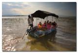 Barca en el lago Abaya  -  Boat on the Abaya lake