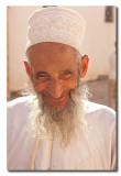 Anciano en Al Hamra - Old man in Al Hamra