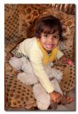 Niña Beduina - Beduin girl