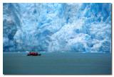 Glaciar de San Rafael  -  San Rafael glacier