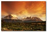 Montañas Parque Nacional del Paine