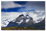Los cuernos del Paine  -  The Paine Horns