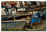 Barcos de pesca abandonados  -  Derelict fishing boats
