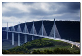 Viaducto de Millau completo  -  Complete viaduct of Millau