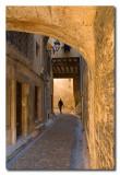 Callejuela en  Aviñon  -   Narrow street in Avignon