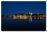 Vista Nocturna Avignon  -  Night view Avignon