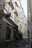 the street pusher