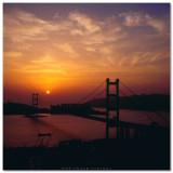 Tsing Ma Bridge / Ting Kau Bridge - 青馬大橋 / 汀九橋