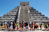 Pyramid of Kukulcan, Chich�n Itz�