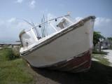 Parottee Bay Boat