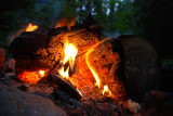 South Umpqua River Campfire