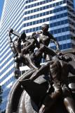 Market Street Statue