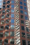 Market Street Skyscraper Window Reflection
