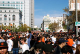 San Francisco Giants World Series Victory Rally