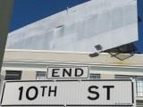 End 10th Street