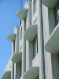South Beach Art Deco Architecture