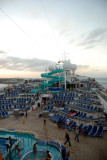 Lido Deck at Sunset