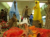 Puerto Plata Airport Nativity Scene