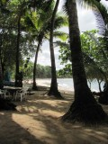 Paradise Beach Restaurant Lobby