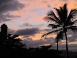 Fuerte San Felipe Sunset