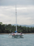Sailing to Sosua