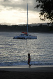 Catamaran Sunrise