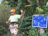 Aventuras Mayas Zip Line Training