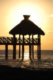 Grand Mayan Riviera Maya Beach Sunrise