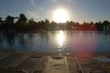 Grand Mayan Riviera Maya Pool Sunrise