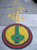 Tenderloin Sidewalk Key