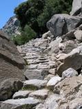 Trail to Wampana Falls