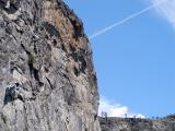 Hetch Hetchy Vapor Trail