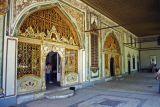 Topkapi Palace: The Entrance to the Hirka-i Saadet Apartments