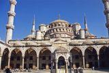 Blue Mosque: Main Entrance