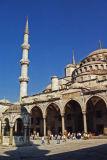 Blue Mosque: Minaret