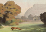 Running Dog - Kew
