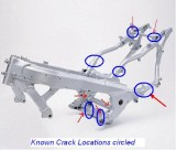 Inspection locations