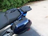 Without the Givi installed