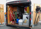 A VERY WELL STOCKED WORKING TRAILER!