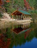 LAKE IMAGING - DUPONT STATE PARK, WESTERN NORTH CAROLINA - ISO 80