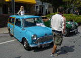 AUSTIN MORRIS MINI STATION WAGON